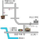 住まいるホーム広野台地図