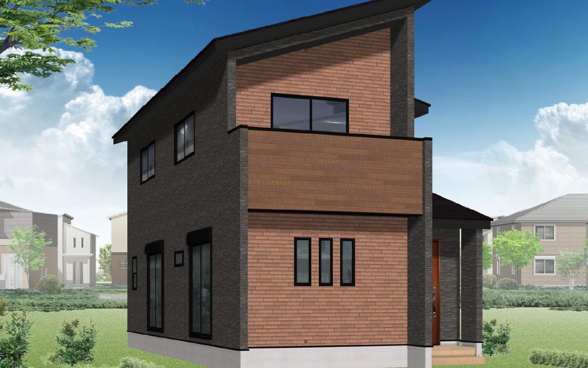 自社モデルハウス